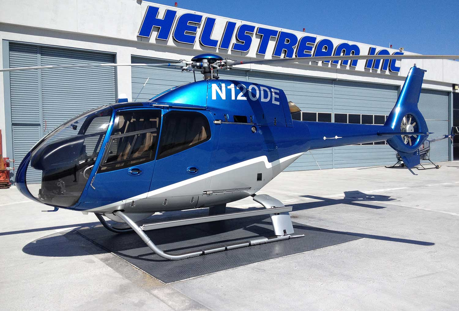 HeliStream Helicopter Training, Utility Services And Sales