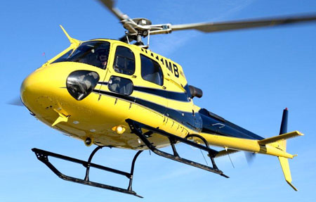 Helicopter Turbine Transition Training With HeliStream